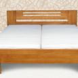 Bolavá záda, přeležený krk, trampoty sbolením hlavy – to vše může způsobit nekvalitní, přerušovaný spánek. Optimálním řešením je pořízení postele zmasivu. Použití jakostních materiálů jde ruku vruce sprecizní rukodělnou výrobou...